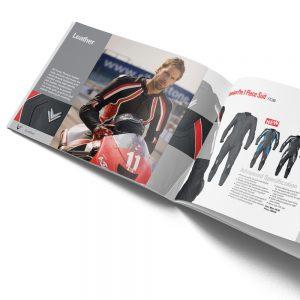 keefomatic brochure print design