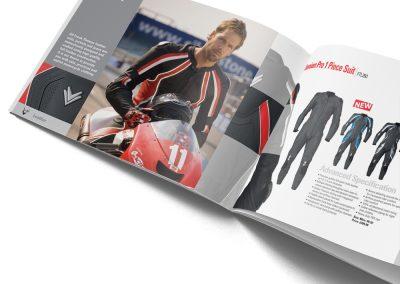 Catalogue design – Frank Thomas