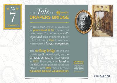 Typographic design – Crosslane