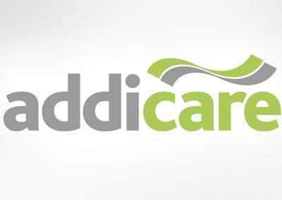 Logo design – Addicare