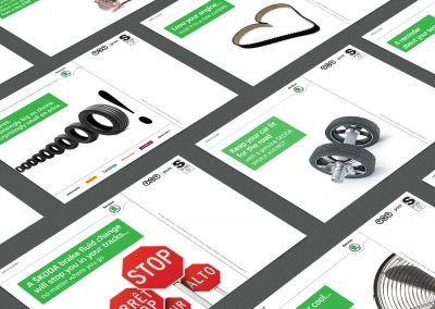 Direct Mail design – SKODA