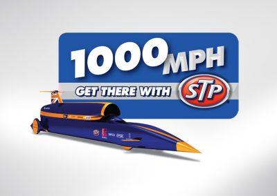 Campaign logo design – STP