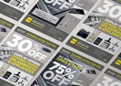 flyer design – BCG