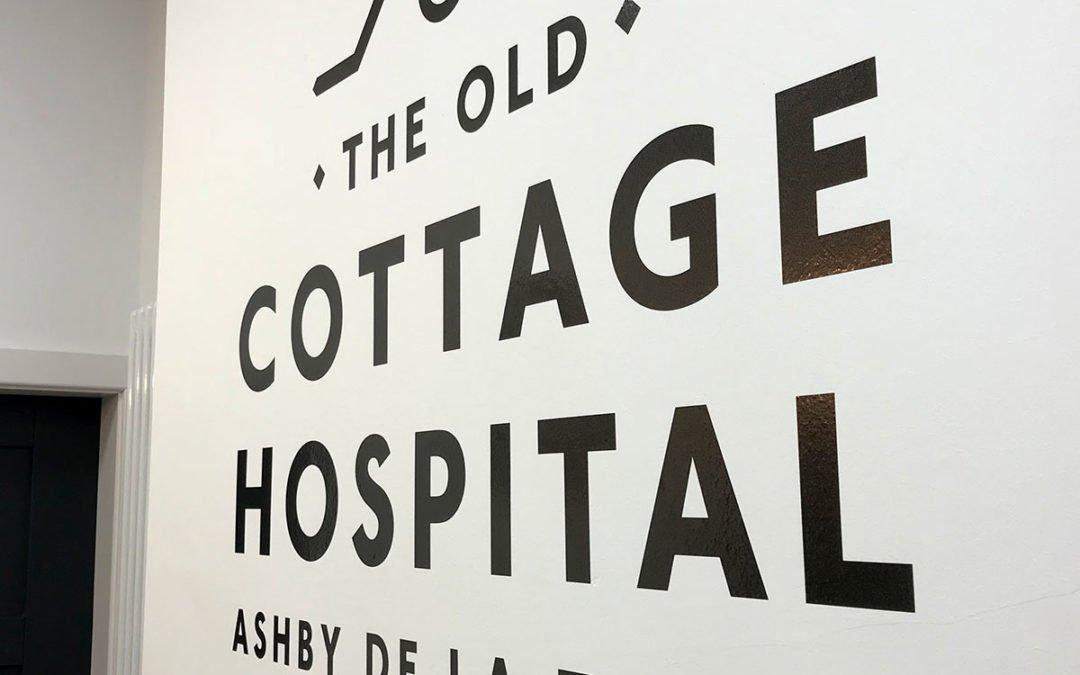 Case Study: Old Cottage Hospital Logo and Signage