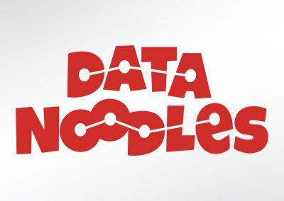 Company logo design – Data Noodles