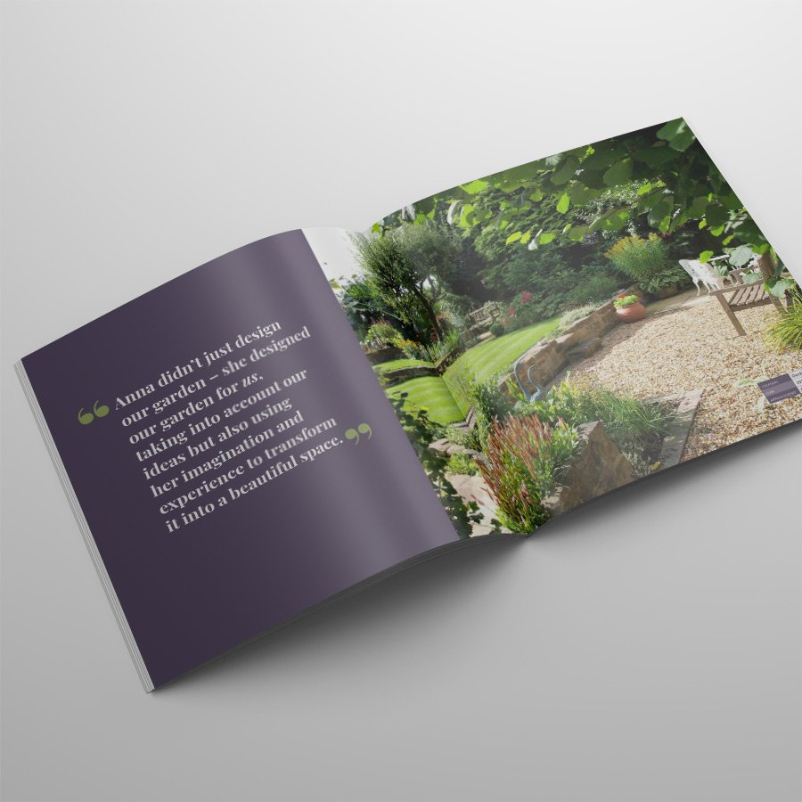 Kefomatic direct mail brochure design