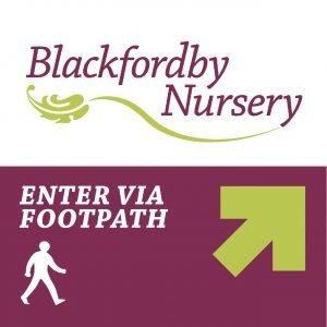 Blackfordby Nursery Signage